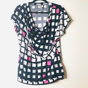 EUC Worthington Blouse